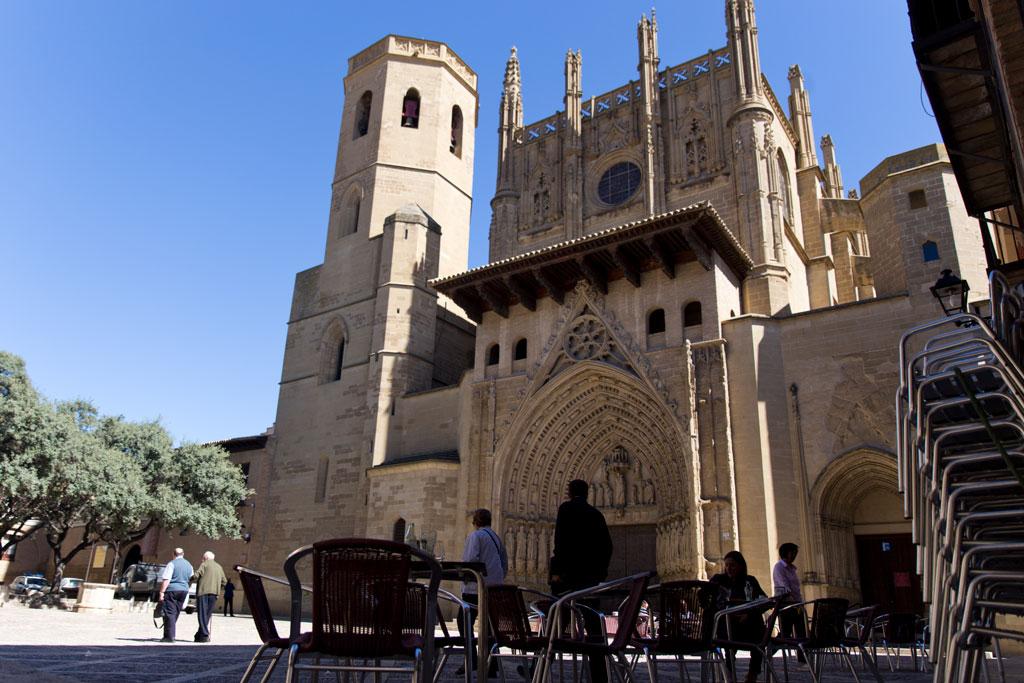 huesca ciudad catedral