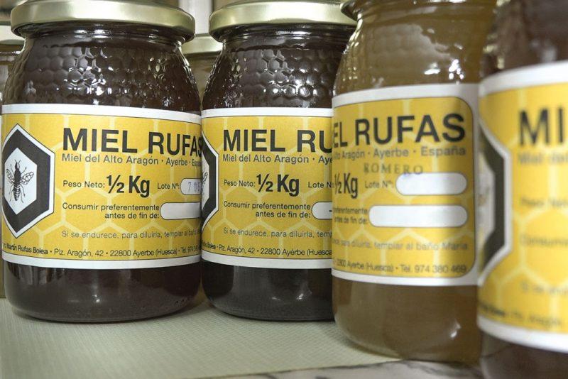 Miel Rufas
