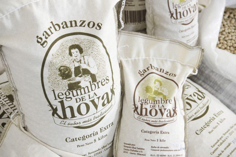 Legumbres de La Hoya