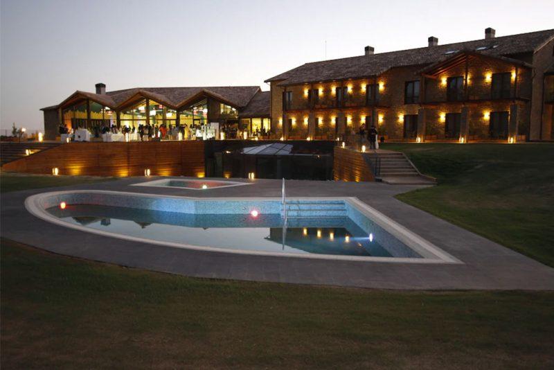 Hotel Agua de Los Mallos